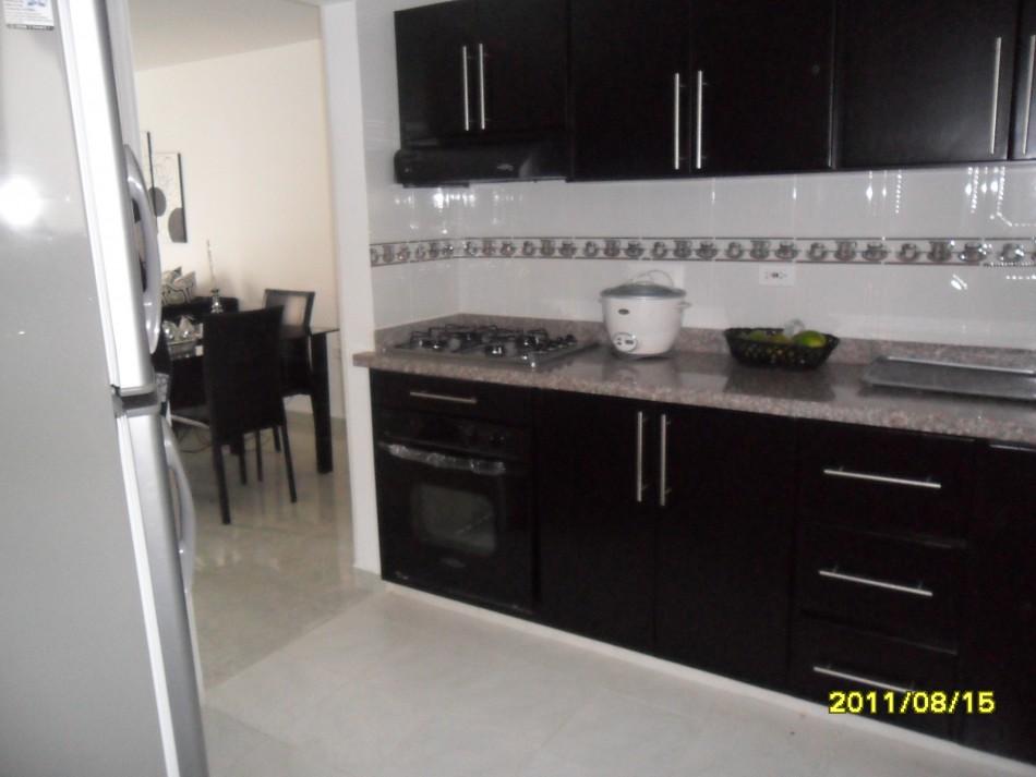 Apartamento En Alarcon Bucaramanga Cod