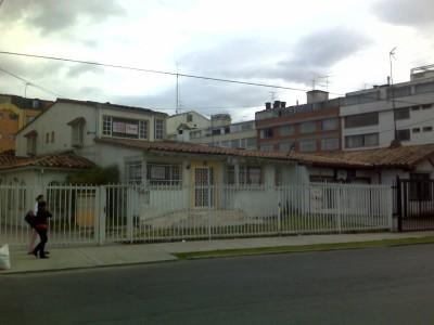 Casas bogota for Casa mansion bogota