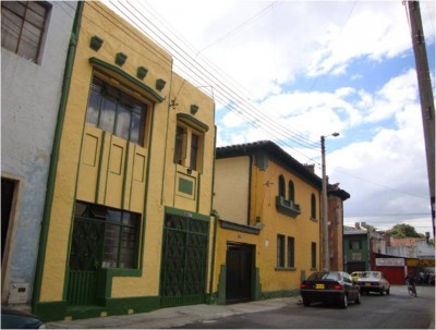 Casa en palermo bogot cod 20435 for Casa mansion bogota