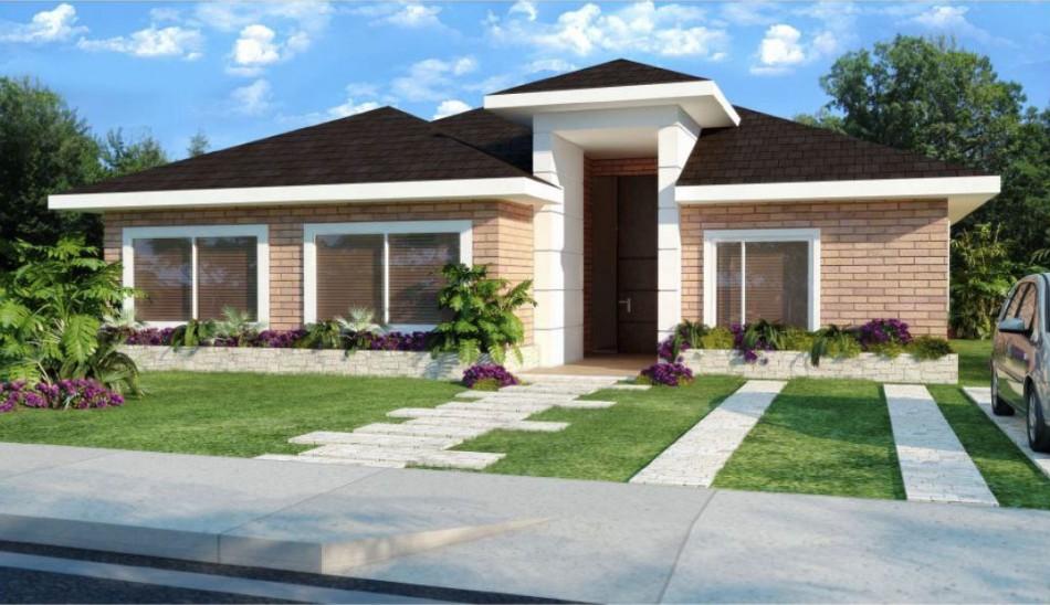 Proyectos de vivienda terrazas de mensul for Modelos de piscinas campestres